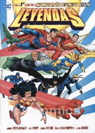 [OVNI Press] DC Comics - Página 3 Leyend10