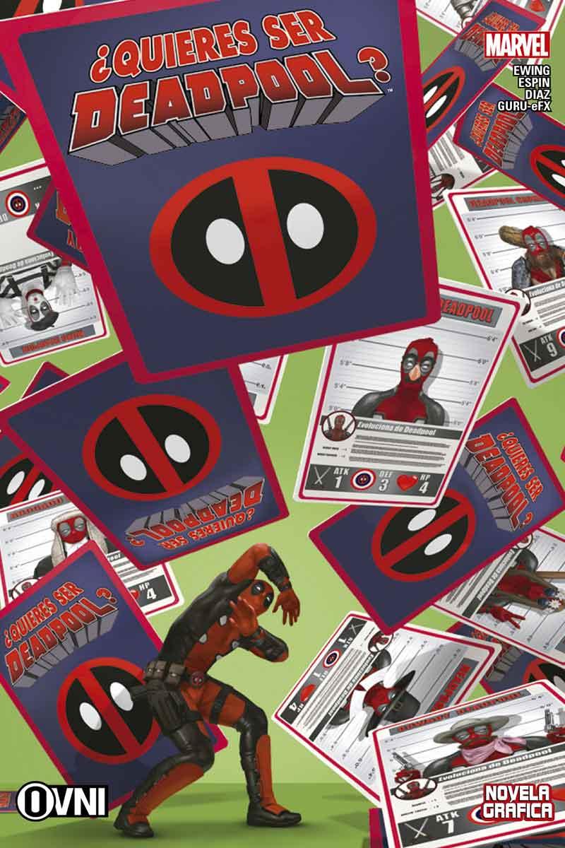 [OVNI Press] Marvel Comics y otras - Página 9 Quiere10