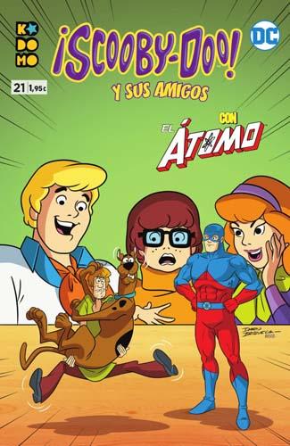 [ECC] UNIVERSO DC - Página 19 Scooby13