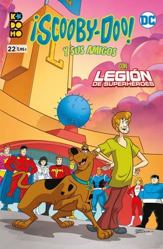 [ECC] UNIVERSO DC - Página 19 Scooby15