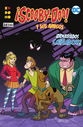 [ECC] UNIVERSO DC - Página 19 Scooby17