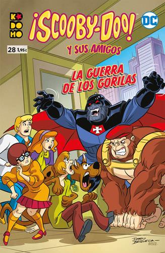 [ECC] UNIVERSO DC - Página 19 Scooby23