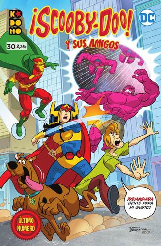 [ECC] UNIVERSO DC - Página 19 Scooby25