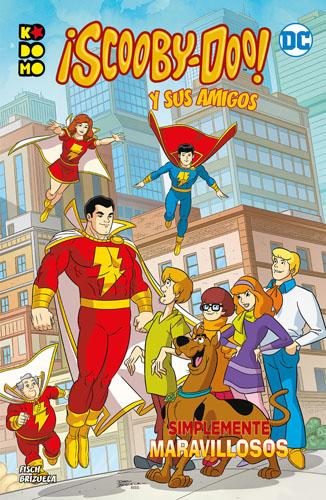 [ECC] UNIVERSO DC - Página 17 Scooby26