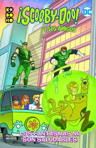 [ECC] UNIVERSO DC - Página 17 Scooby28