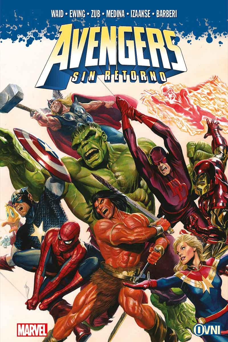 [OVNI Press] Marvel Comics y otras - Página 9 Sin_re10
