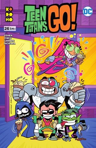 [ECC] UNIVERSO DC - Página 19 Teen_t22