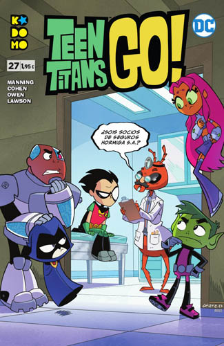 [ECC] UNIVERSO DC - Página 19 Teen_t23