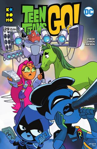 [ECC] UNIVERSO DC - Página 19 Teen_t24