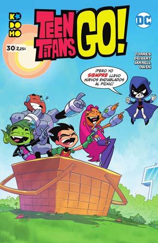 [ECC] UNIVERSO DC - Página 19 Teen_t25