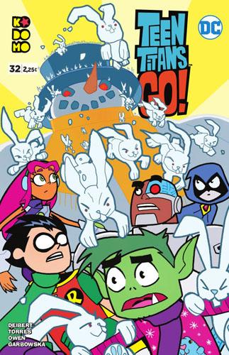 [ECC] UNIVERSO DC - Página 19 Teen_t28