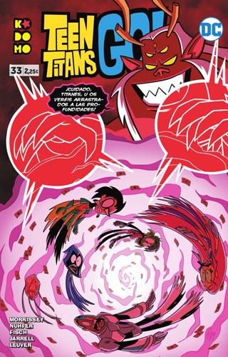 [ECC] UNIVERSO DC - Página 19 Teen_t30