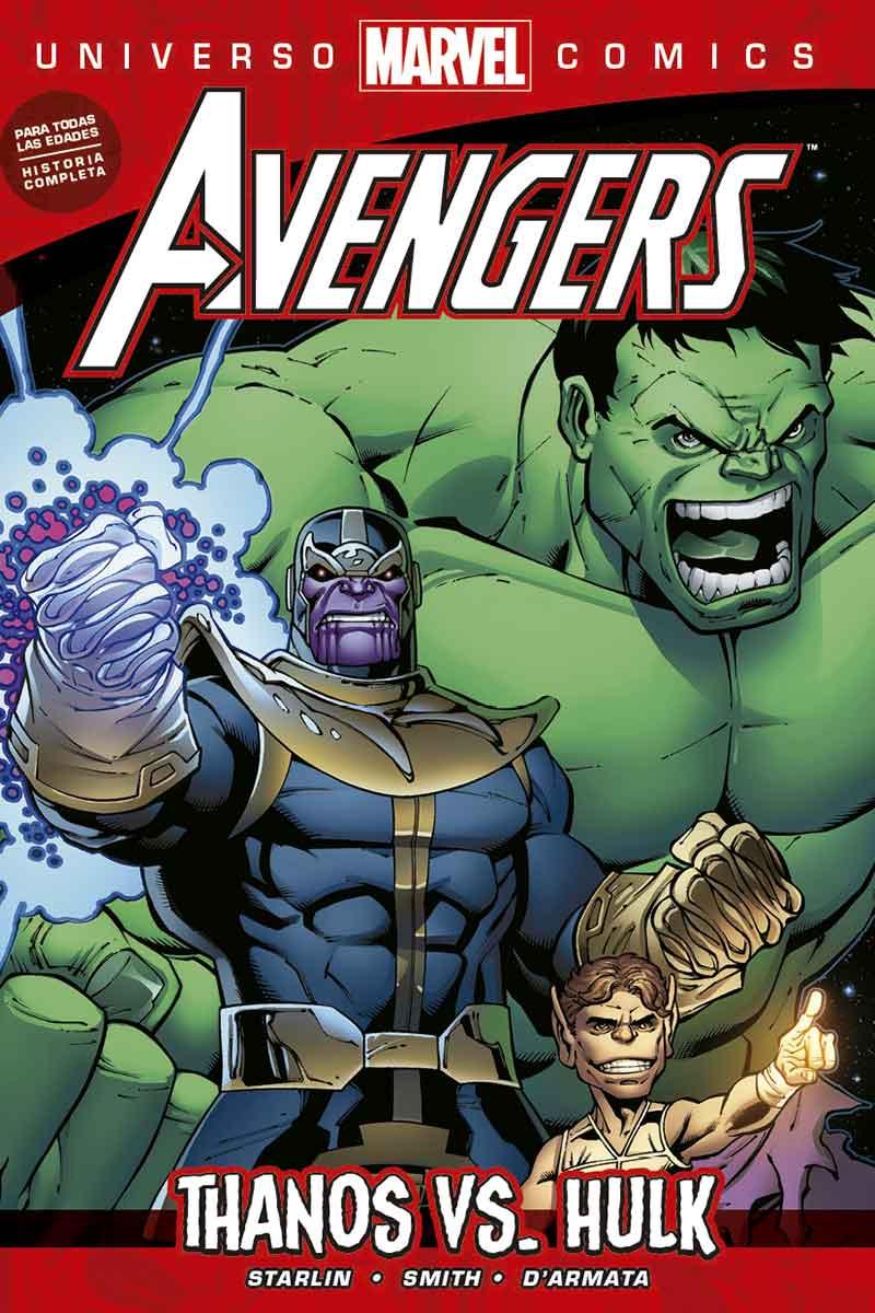 [OVNI Press] Marvel Comics y otras - Página 9 Thanos11