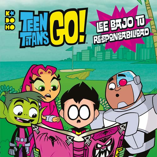 [ECC] UNIVERSO DC - Página 22 Titans11