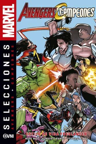 [Marvel - Ovni-Press] Consultas y novedades - Referente: Skyman v2 - Página 33 Tomo0410