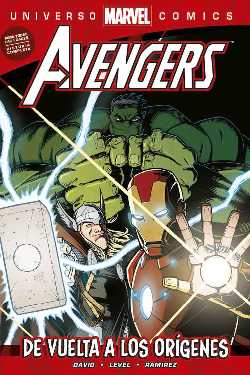 [OVNI Press] Marvel Comics y otras - Página 9 Vuelta10