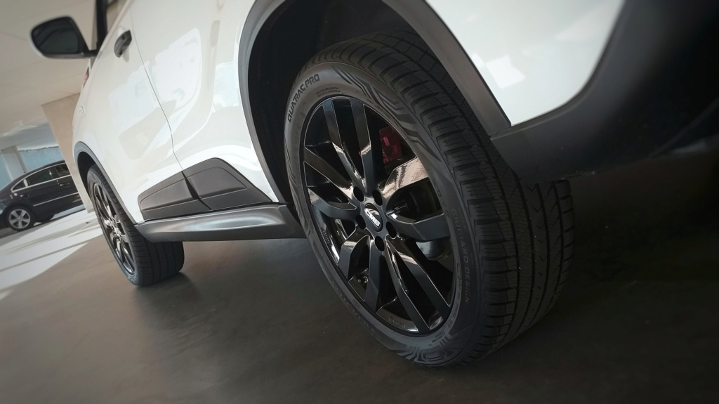 Tyre recommendations 20190831