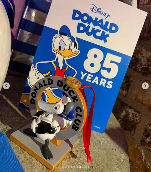 Donald Duck 85e anniversaire / Donald Duck Memories (Shanghai Disney) Donald13