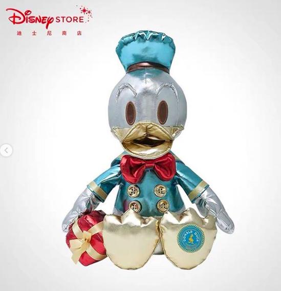 Donald Duck 85e anniversaire / Donald Duck Memories (Shanghai Disney) Donald15