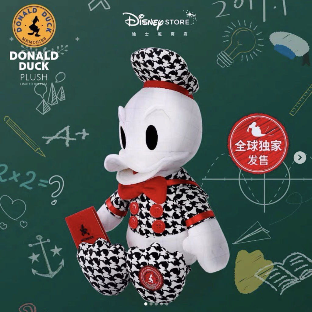 Donald Duck 85e anniversaire / Donald Duck Memories (Shanghai Disney) Donald18