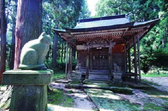Stara świątynia  Nj-110