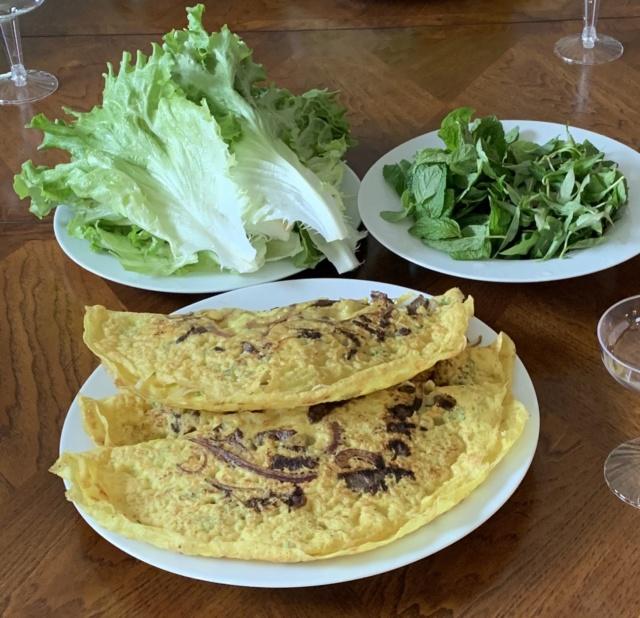 Vietnamese Crepe aka Banh Xeo  333ad710