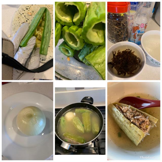 Stuffed Bitter Melon Soup aka Kho Qua  3c866a10