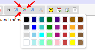 Comment met ton de la couleur dans notre c.v ? Coul10