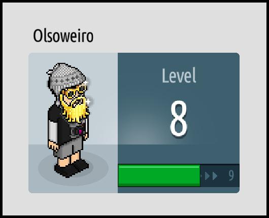 Habbo 2020 : Les niveaux d'avatars ! Nivo110