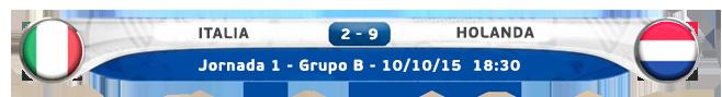 Italia vs Holanda J1_ita10