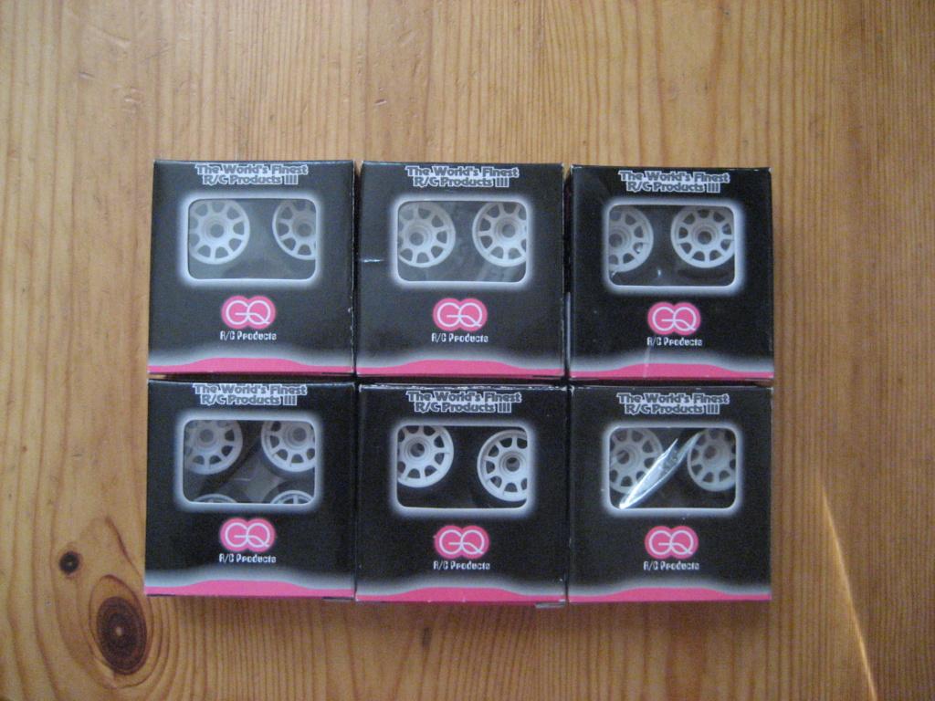 Boites de roues complètes 8,5 GQ neufs et non tournés Img_3110