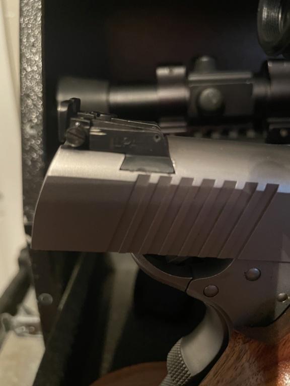 Remington R1 1911 suitable? 51a81710