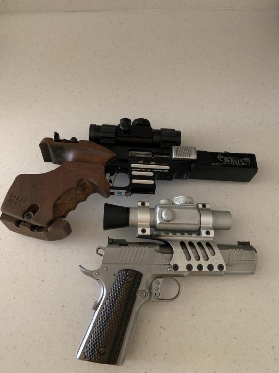Walther GSP vs. Pardini Bullseye 5df1a010