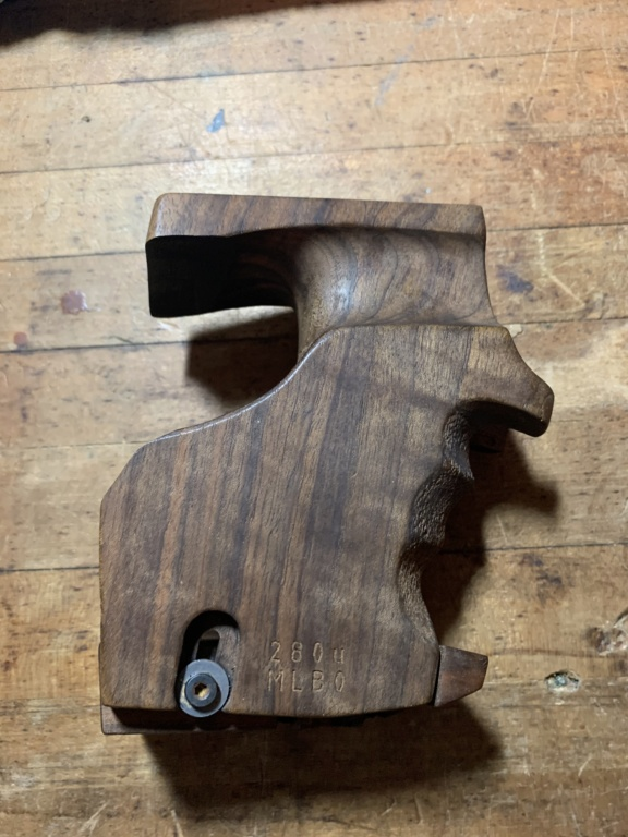 Large Left Hand Rink Grip for a Hammerli 280 6b8e6d10