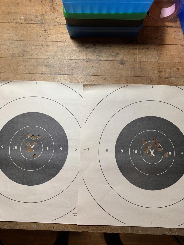 25 yards with my 32 S&W long B3bb2b10