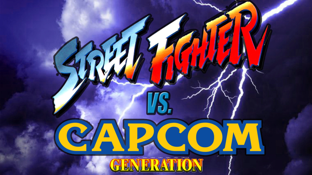 [WIP]Street Fighter vs Capcom Generation Svc-pi11