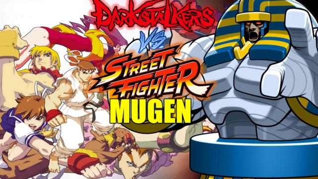 DarKstalkers vs Street Fighter M.U.G.E.N Videos Footage  - Page 2 Thumna16