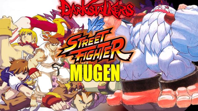 DarKstalkers vs Street Fighter M.U.G.E.N Videos Footage  - Page 2 Thumna18