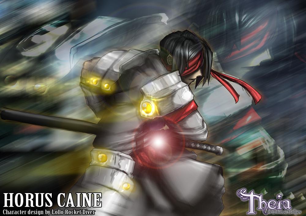 Theia - The Crimson Eclipse [Traducido al Español] 1310
