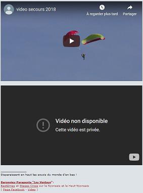 Manuel du Parachute de Secours 2019-110
