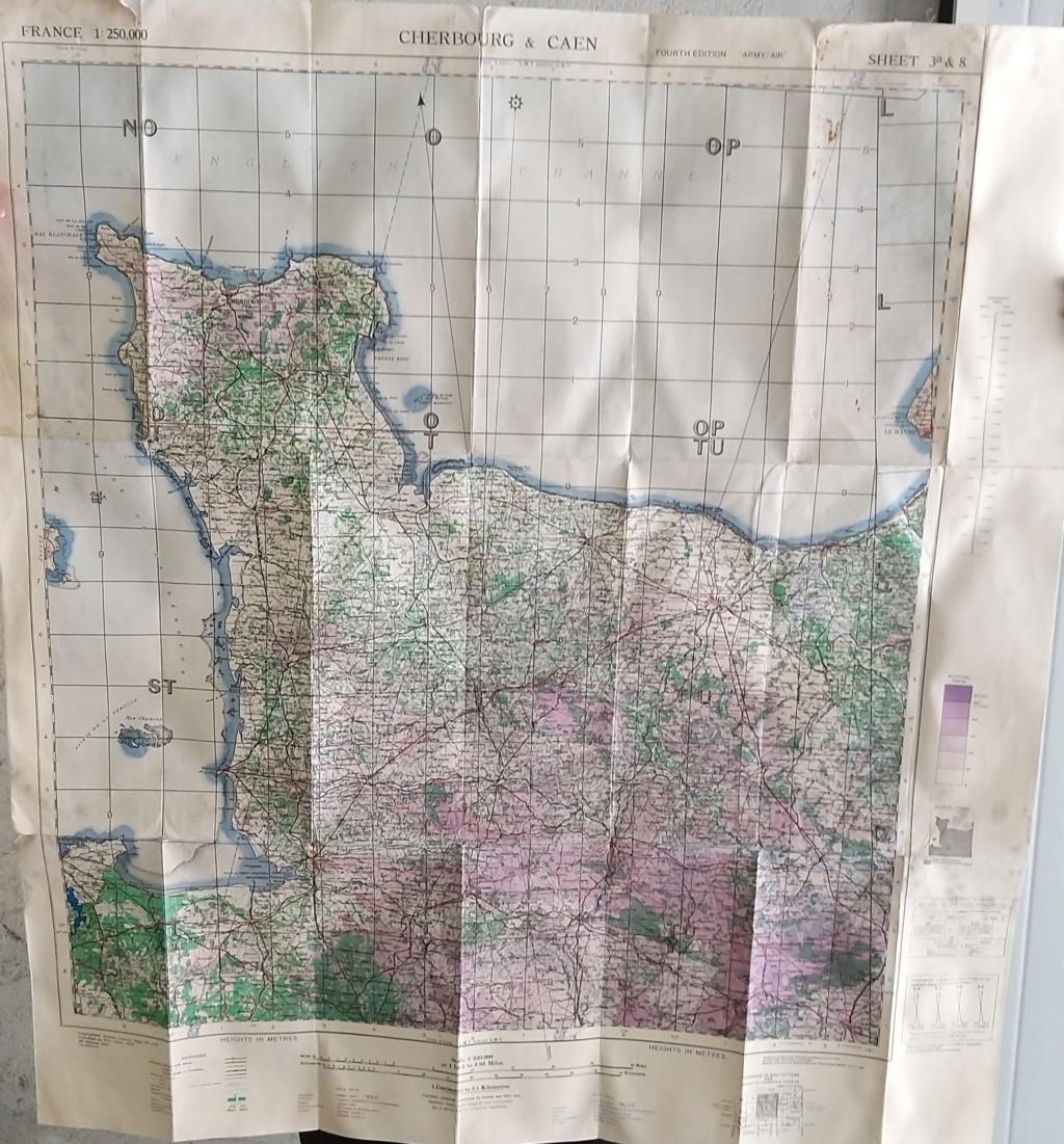 Carte de notre belle région Normandie :) + Angletairre  17_doc10