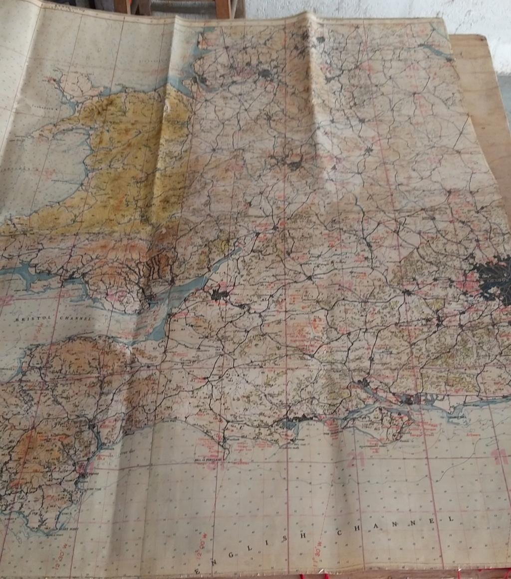 Carte de notre belle région Normandie :) + Angletairre  19_doc11