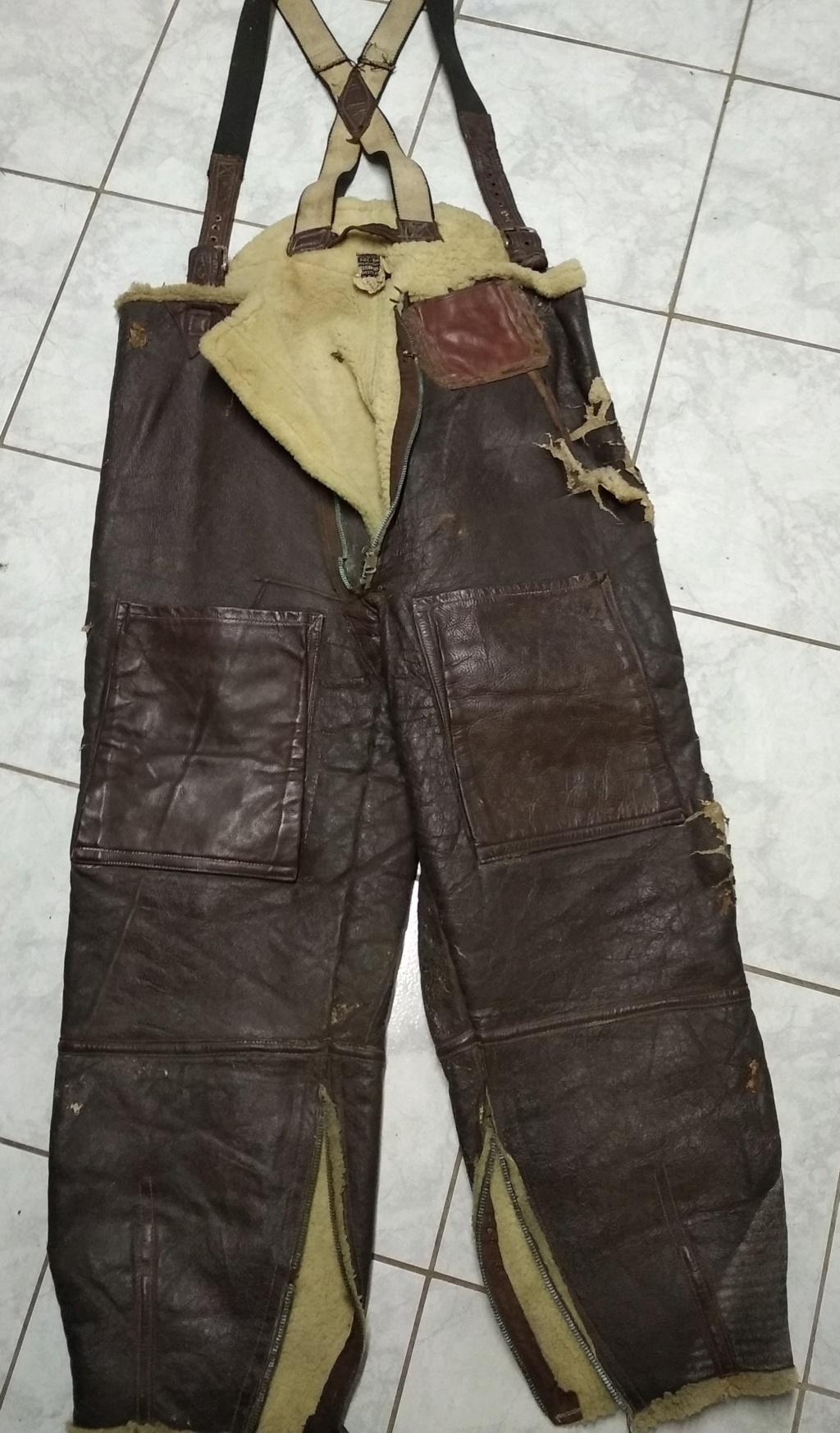 Pantalon cuir fourré Américain. Img_2030