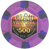 Purple Chipes man Grandv10