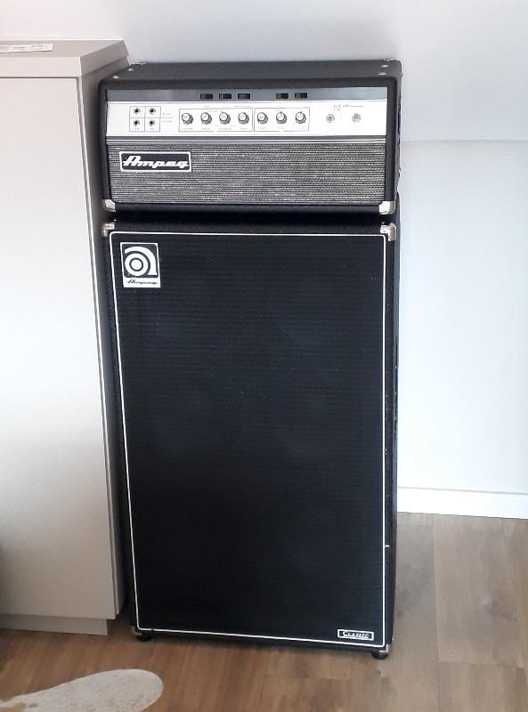 Roland Cube 60XL x TC Electronic BG-250 208 - Dilema bom! 20200227