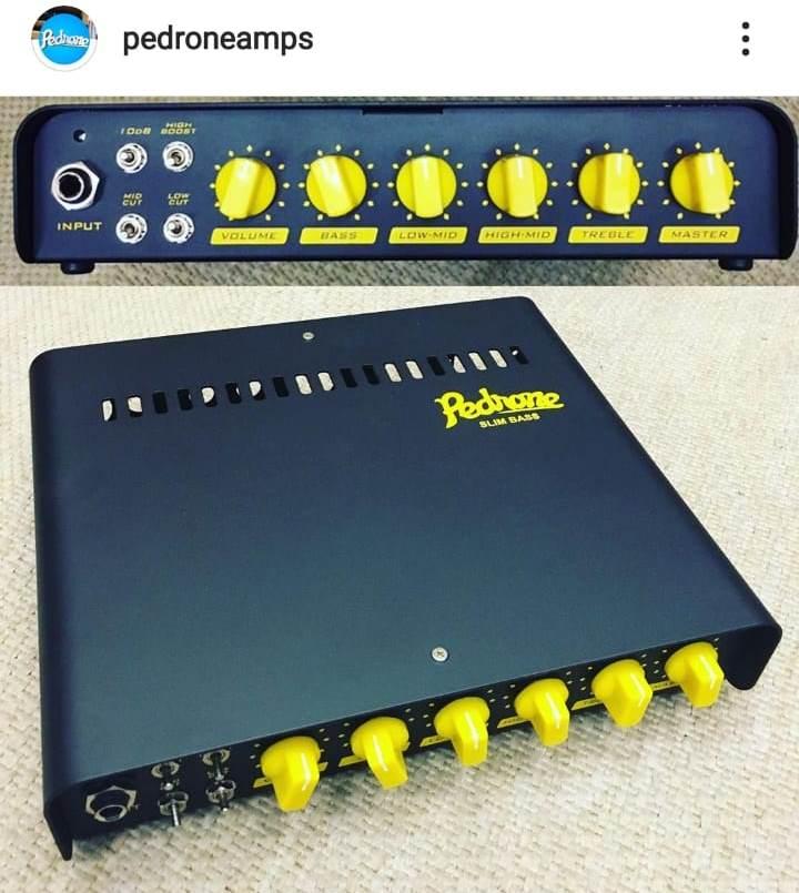 Pedrone Slim Bass 400 - Novidade Pedron10