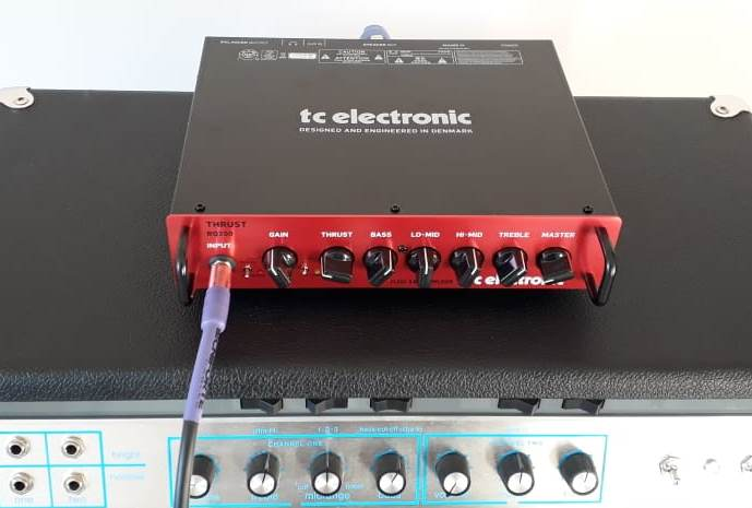 TC Electronic BQ Series - Thrust Whatsa11