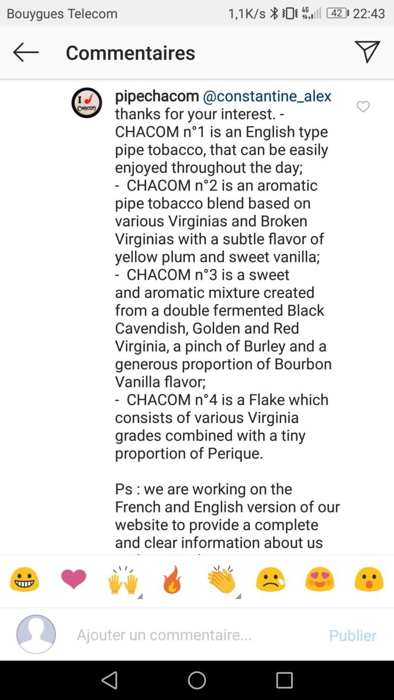 Les tabacs CHACOM arrivent... En France !  - Page 3 20180910