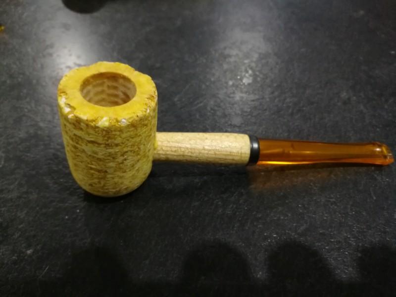 Donne pipe droite Missouri Meerschaum Neuve 20181115