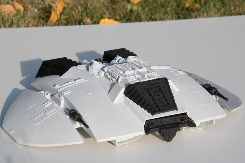 Chasseur Cylon - Galactica Imgp3317
